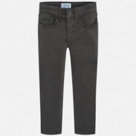 Mayoral 517-17 kalhoty chlapci barva černá