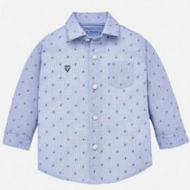 Mayoral 2136-86 Košile pro chlapce barva colorado