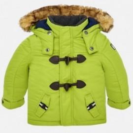 Mayoral 2475-46 Chlapecká bunda zelená barva