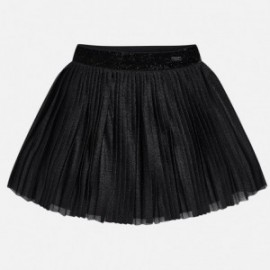 Mayoral 4912-43 Dívčí sukně černá