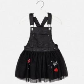 Mayoral 4926-27 zahradní sukně holčičí barva černá