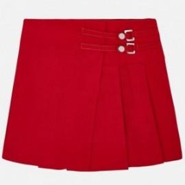 Mayoral 7908-95 Dívčí sukně červená barva
