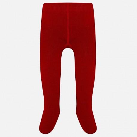Mayoral 10451-31 Dívčí punčochy červené