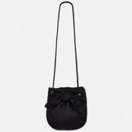 Mayoral 10520-60 Peněženka pro dívku barva černá