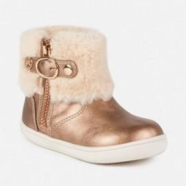 Mayoral 42832-38 Dívčí boty růžová barva