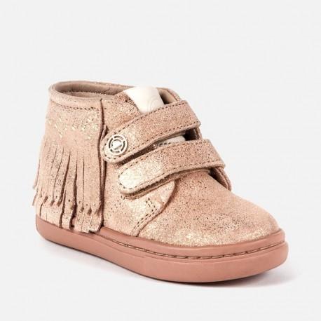 Mayoral 42844-67 Dívčí boty růžové barvy