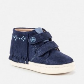 Mayoral 42844-68 Dívčí obuv barevně tmavě modrá