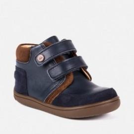 Mayoral 42862-66 boty chlapci barva granát