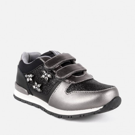 Mayoral 44871-39 Dívčí obuv sportovní barva černá