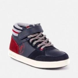 Mayoral 44903-82 Chlapčenská sportovní obuv barva námořnictva