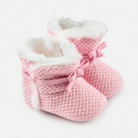 Mayoral 9927-33 Dívčí boty mají barvu jasně růžovou