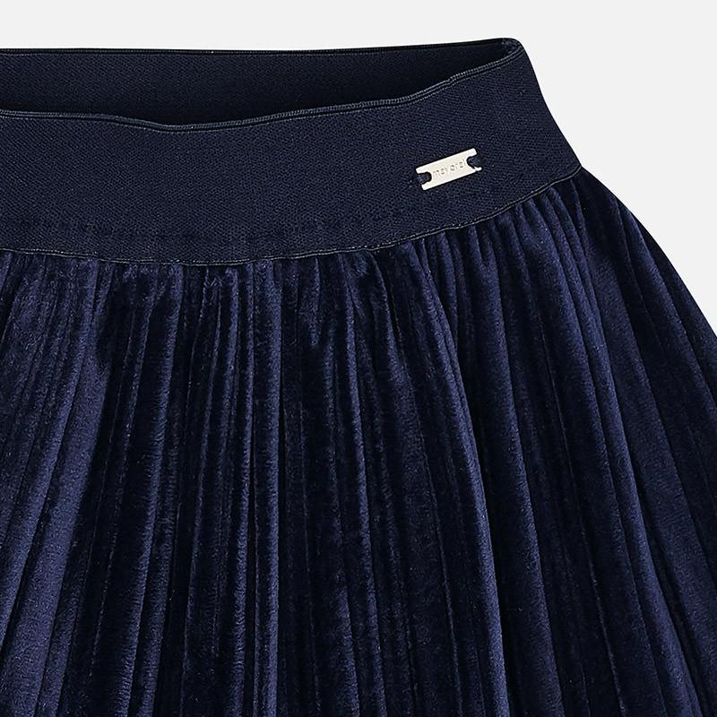 Mayoral 4920-82 Dívčí sukně barva tmavě modrá 7b3fd51cf4
