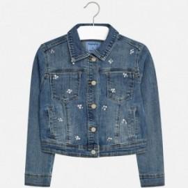 Mayoral 423-25 Dívčí bunda barva lehké džíny