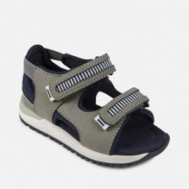 Mayoral 41904-18 Dětské sportovní sandály Šedá barva