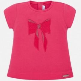 Mayoral 105-16 Dívčí košile barevná fuchsie