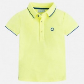 Mayoral 3144-83 Polo chlapci barevné limonády