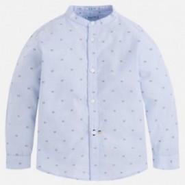 Mayoral 3170-65 Košile pro chlapce modrá barva