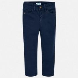 Mayoral 3544-24 Kalhoty pro chlapce tmavě modré barvy