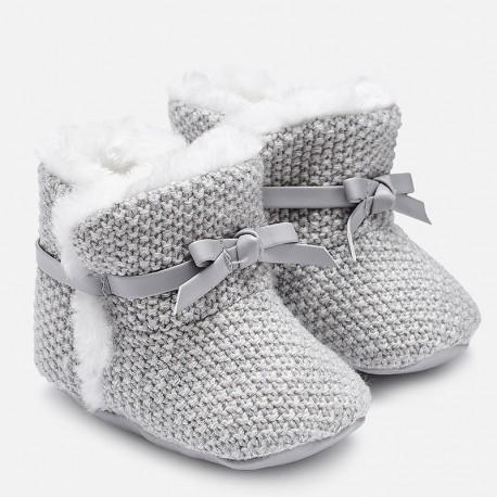 Mayoral 9927-36 Dívčí boty jsou šedé