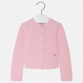 Mayoral 151-43 Svetr pro dívku růžové barvy