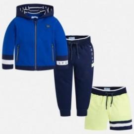 Mayoral 3812-64 track-suit chlapecký barva modrý