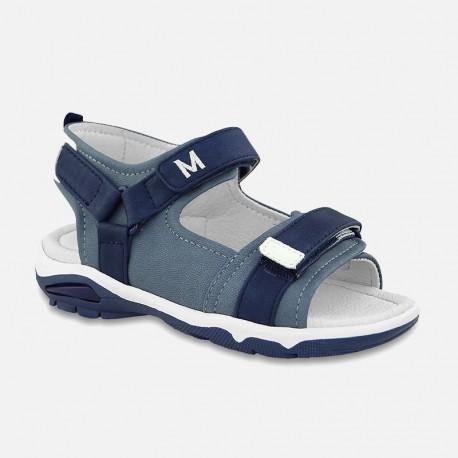 Mayoral 43935-91 Sandály pro chlapce tmavě modré