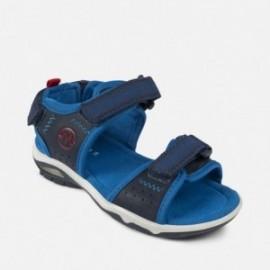 Mayoral 45937-95 Chlapčenské sandály tmavě modré