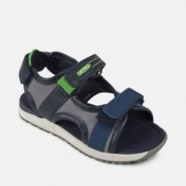 Mayoral 45939-42 Chlapčenské sandály tmavě modré