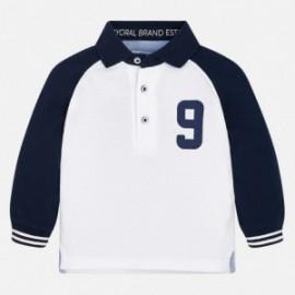 Mayoral 1150-57 tričko pólo chlapci barva granát