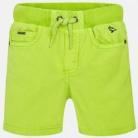 Mayoral 1282-31 Bermudy chlapci barva zelená