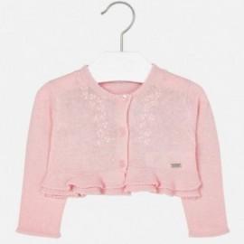 Mayoral 1318-59 Bolero pro dívku růžové barvy