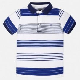 Mayoral 6120-72 tričko pólo chlapci barva námořnictva