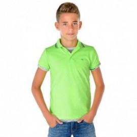 Mayoral 6134-62 Polo chlapci zelené barvy