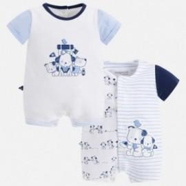 Mayoral 1728-73 Chlapecká pyžama 2 položky barva modrý