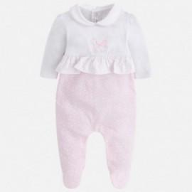 Mayoral 1738-15 Dětská pyžama růžová barva