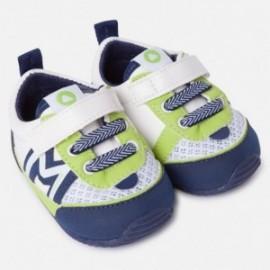 Mayoral 9751-95 tenisky pro chlapce kiwi barvy