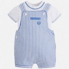 Mayoral 1670-10 sada chlapecký barva modrý