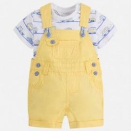 Mayoral 1680-35 sada chlapecký barva žlutý