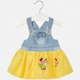 Mayoral 1904-75 Zahradní sukně holčičí barva žlutý