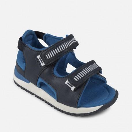 Mayoral 41904-19 Chlapci sandály granátové barvy