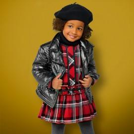 Mayoral 4428-14 Dívčí bunda barva černá