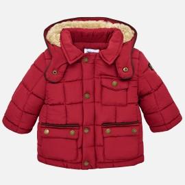 Mayoral 2473-16 Chlapecká bunda burgundské barvy