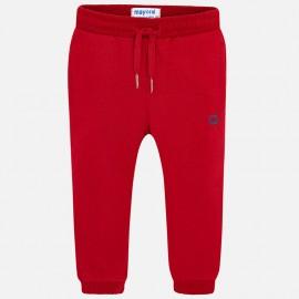 Mayoral 704-15 kalhoty chlapci barva červená