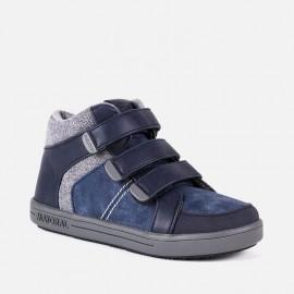 Mayoral 46899-74 Chlapčenská sportovní obuv barva námořnictva