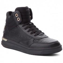 Geox dívčí boty černá barva J841ZB-00454-C9999-S