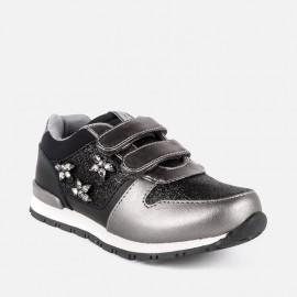 Mayoral 46871-39 Dívčí obuv sportovní barva černá