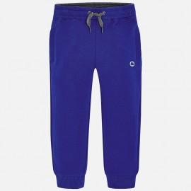Mayoral 725-27 kalhoty tepláky chlapci barva modrý