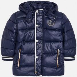 Mayoral 4406-52 Chlapecká bunda s tmavě modrou barvou