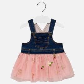 Mayoral 2906-33 Zahradní sukně holčičí barva květinové plátky