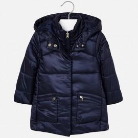 Mayoral 4429-13 Dívčí bunda tmavě modrá barva